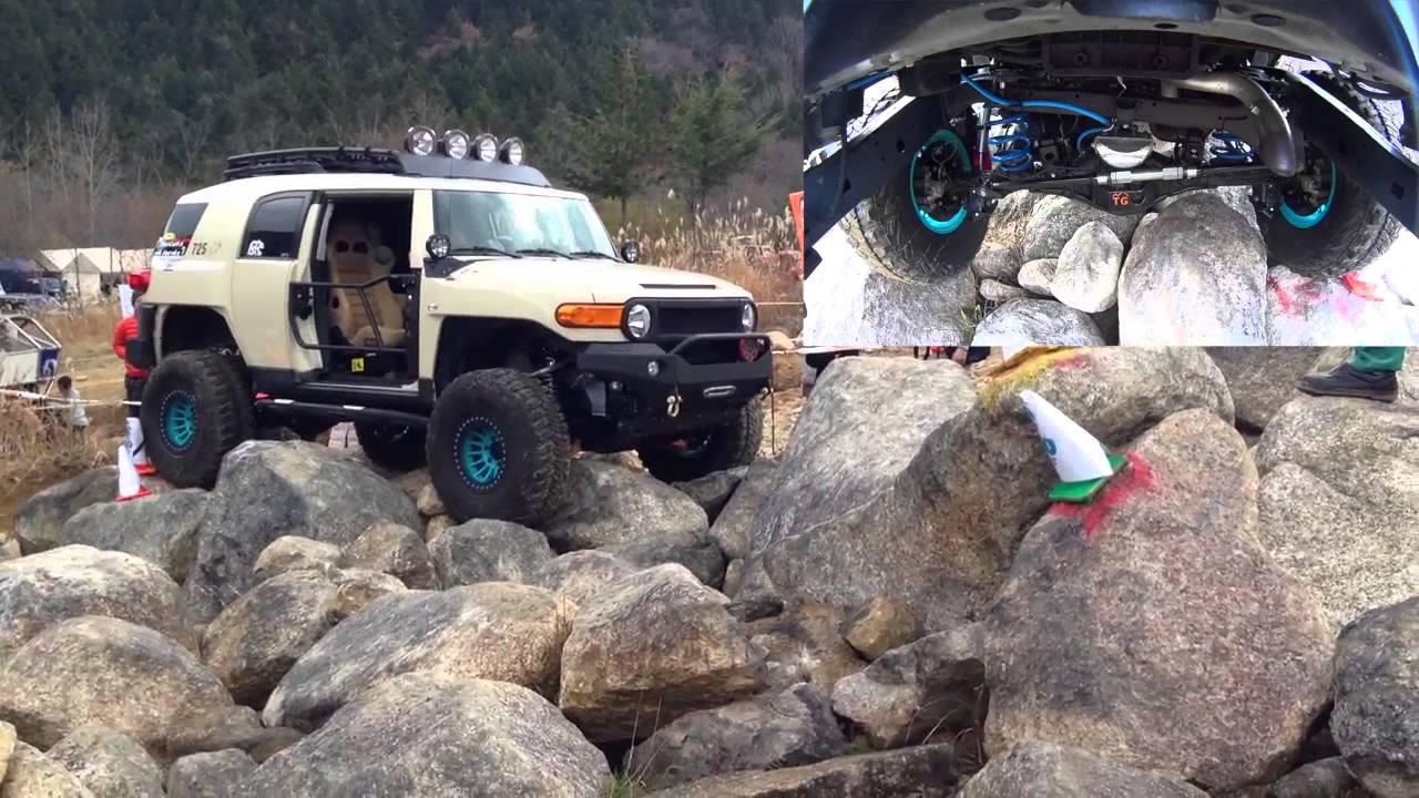 Maxxis Ocjc Challenge Rock Crawling 第2戦 2sec 2013 11 17 Fj