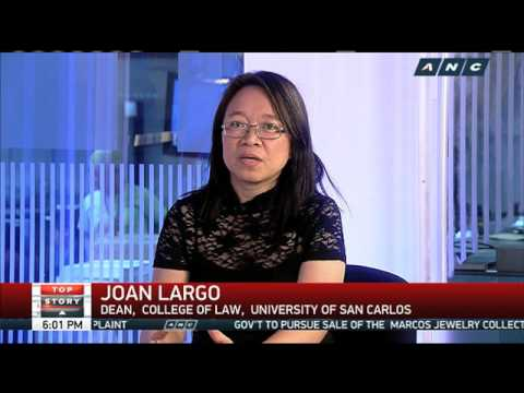 What's University of San Carlos' secret? Law school dean speaks up