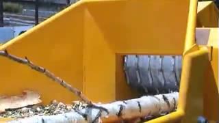 Дробилка древесных отходов Skorpion RB 550(, 2013-06-29T17:43:23.000Z)