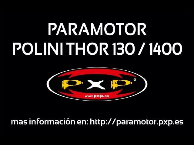 PXP Paramotor - Polini THOR 130
