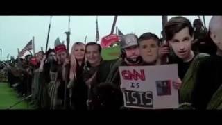 川普總統與極端左派民主黨控制CNN之類的極左意識形態洗腦假媒體的戰鬥是極其艱苦的。  願上帝保佑川普能擺脫美奸奧巴馬及左棍流氓假媒體的妖魔化和政治絞殺,大刀闊斧、腳踏實地的實幹拯救