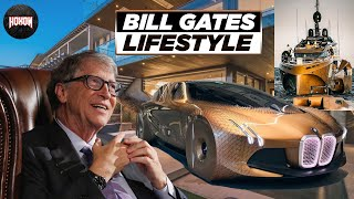Bill Gates Lifestyle 2020 ϟ Cars, House, Priטate Jet