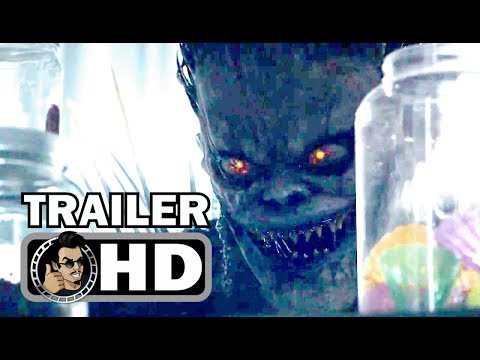 "DEATH NOTE ""Ryuk Appears"" Movie Clip & Trailer (2017) Willem Dafoe Netflix Horror Movie HD"