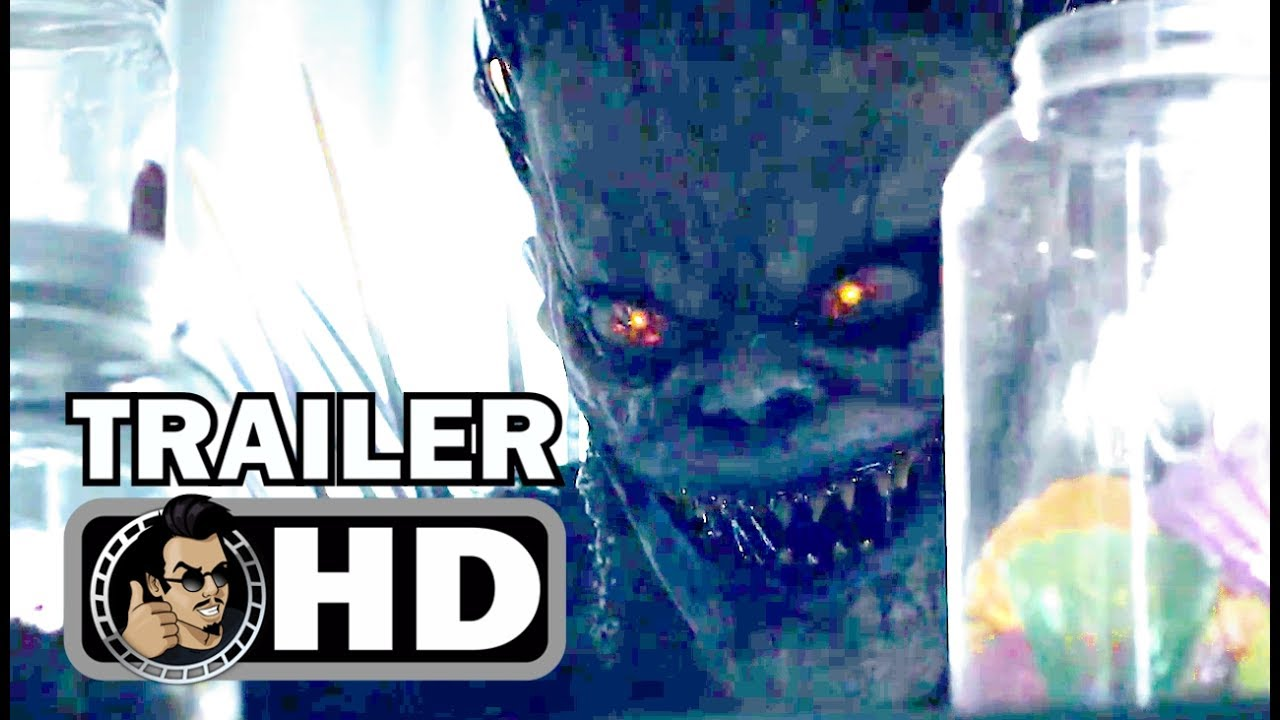"Download DEATH NOTE ""Ryuk Appears"" Movie Clip & Trailer (2017) Willem Dafoe Netflix Horror Movie HD"