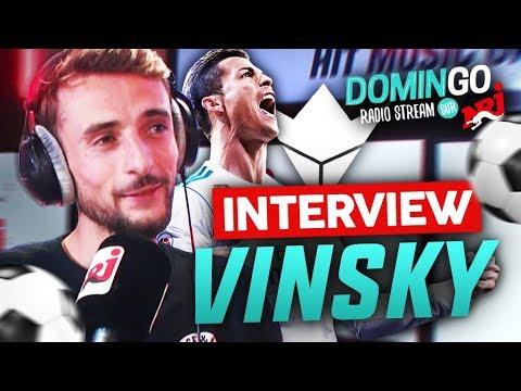 TOUT SAVOIR SUR VINSKY : L'INTERVIEW SUR NRJ
