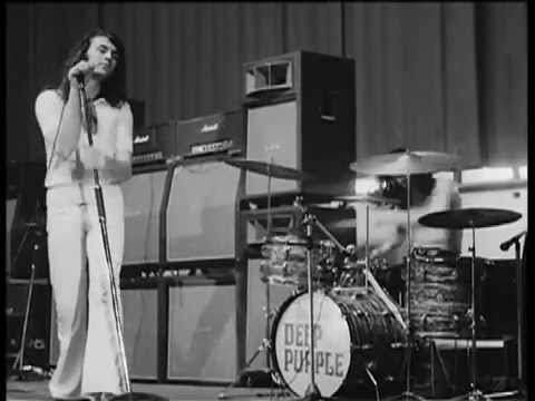 Deep Purple - Black Night (Live In Hamburg 1970)