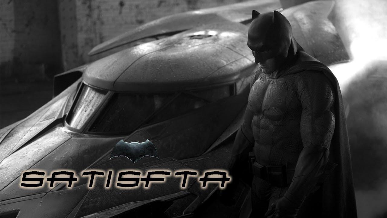 Download BatMan - I Am A Rider   Satisfya   Batffleck