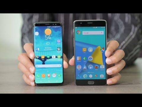VIDEO: Galaxy S8 ó OnePlus 3T, ¿cuál deberías comprar?