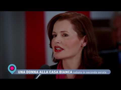 """""""Una donna alla Casa Bianca"""", sabato in seconda serata su TV2000"""