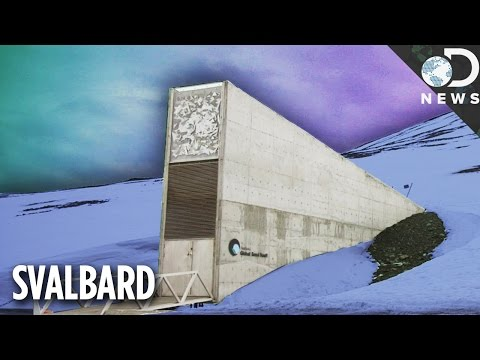 Thumbnail: A Rare Look Inside The Doomsday Seed Vault Deep In The Arctic