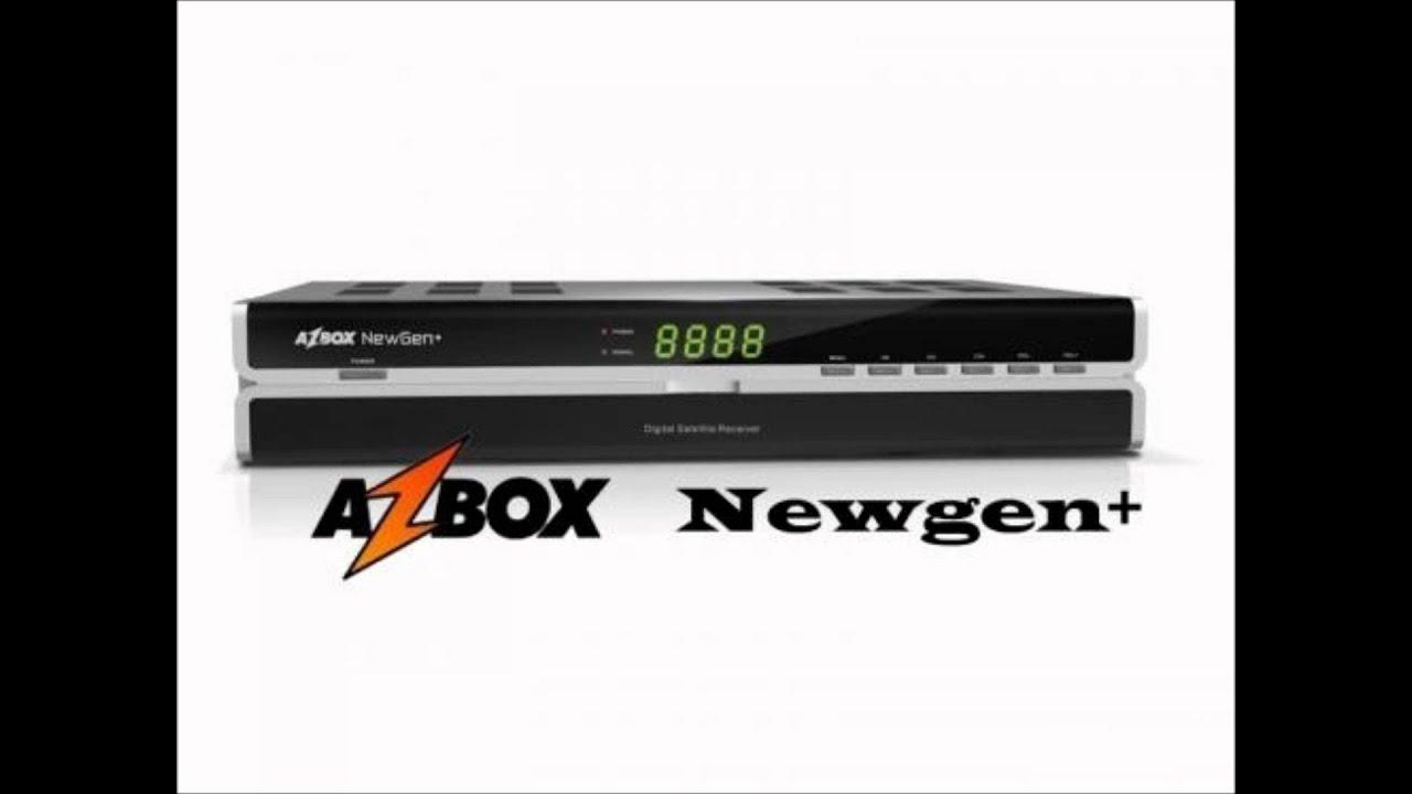 software para azbox newgen