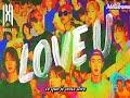 Lagu (vostfr) Monsta -X   - LOVE U Audio
