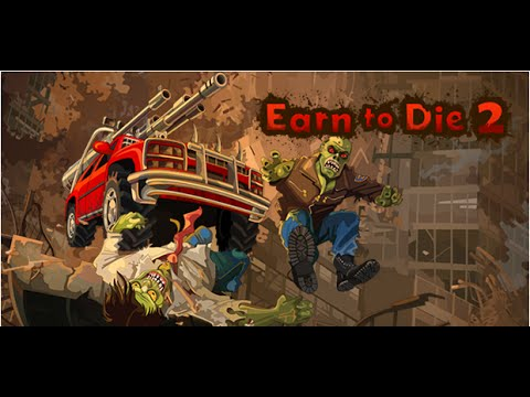 Взлом Earn to die 2 - YouTube