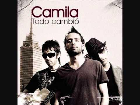 Camila Sin Tu Amor