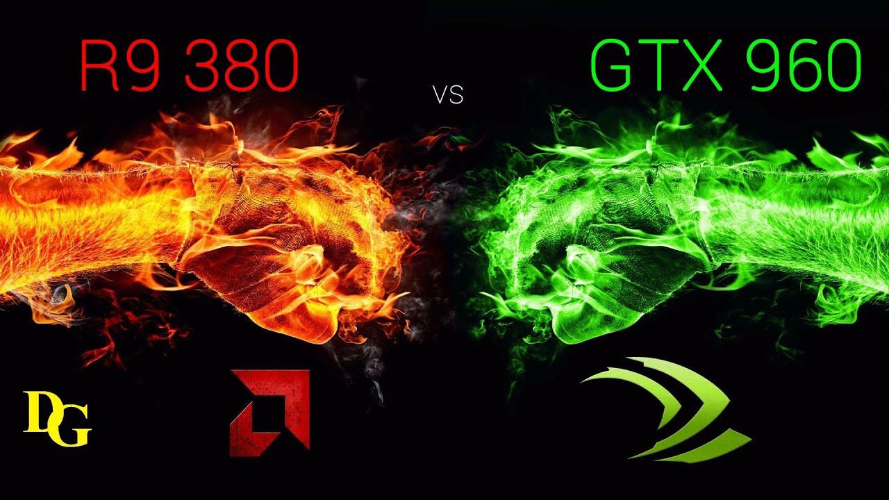 Тест: R9 380 против GTX 960 в новых играх (Hitman, Lara, Primal, NFS, Division)