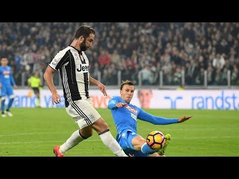 Juventus - Napoli 2-1 (29.10.2016) 11a Andata Serie A (Partita Completa).