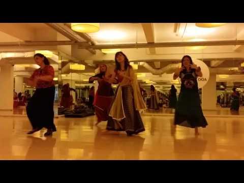 """Kal Ho Naa Ho """"Maahi Ve"""" Bollywood dance 28 Nov 2015"""