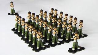 Фигурки Бен 10 (BEN 10 Micros Series 2)(18 разных фигурок из серии Бен 10, всего их около 750 штук. Серия BEN 10 Micros Series 2 состоит из 18-ти фигурок, а именно:..., 2015-04-21T09:24:02.000Z)