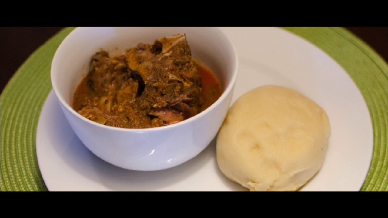 COOKING FUFU! | African Food | SPANISH PROJECT