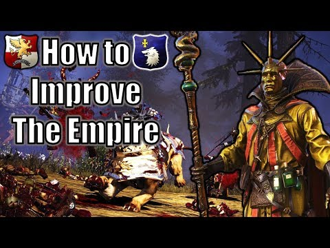 How to Improve THE EMPIRE in Total War...