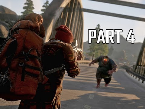 STATE OF DECAY 2 Gameplay Walkthrough Part 4 - (4K XBOX One X)