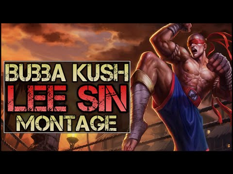 Download Youtube: Bubba Kush Montage - Best Lee Sin Plays