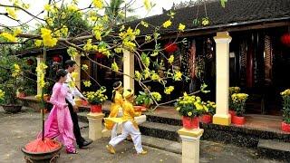 Việt Nam Vùng Đất Diệu Kì Tết Quê  xuân về 1