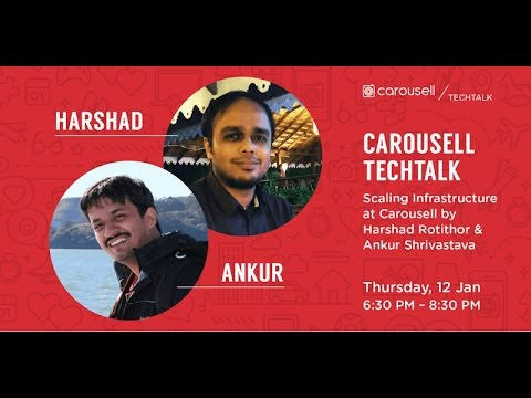 Scaling Infrastructure At Carousell - Carousell TechTalk