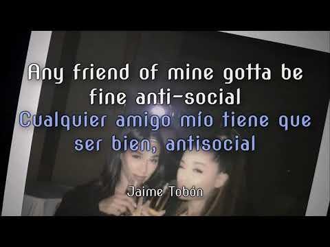 BIA - Esta Noche (feat. Ariana Grande) [Lyrics & Sub Español] ♡