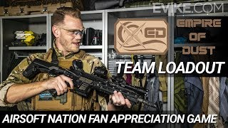 Empire of Dust Loadout - Airsoft Nation Fan Appreciation Game