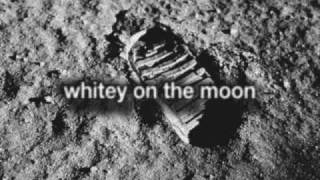 Whitey On The Moon - Remix