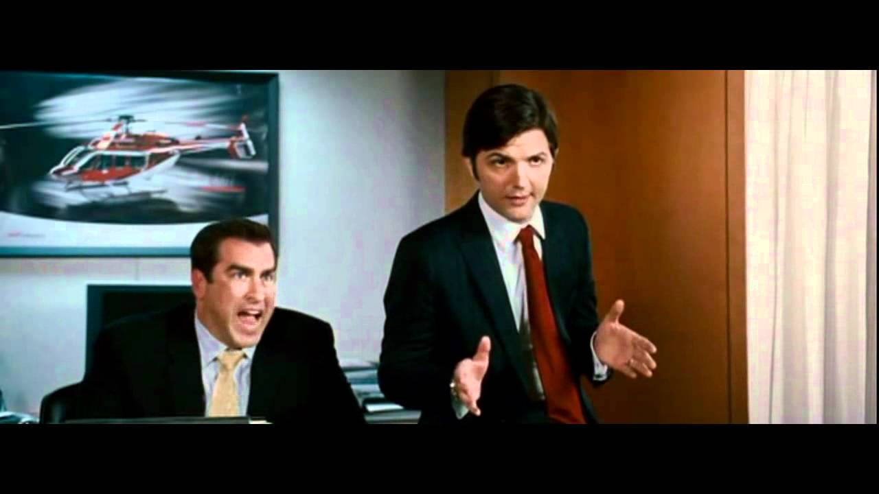 Step Brothers Pow Hd Youtube