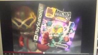 Fox Kids.com Micro Maniacs Racing TV Commercial