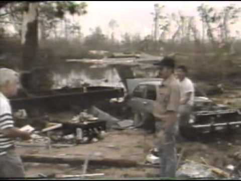 Hurricane Hugo The Morning After News 4(Part1)