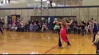 Cornell Dance Sport Promo vid
