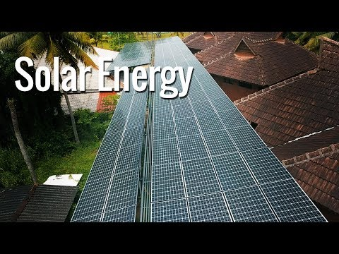 Solar Energy | A green switch for planet earth