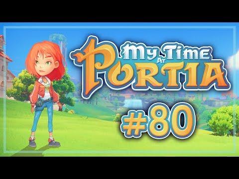 Прохождение My Time At Portia #80 Боксёрские перчатки