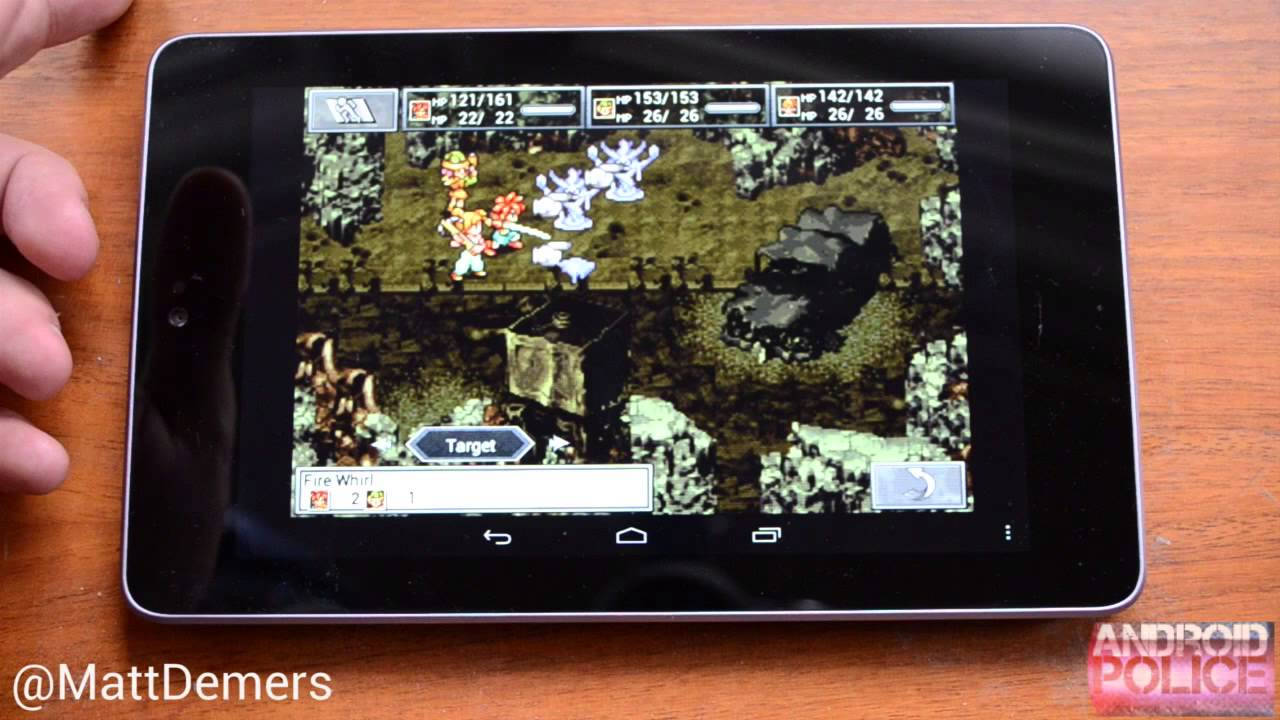 A Blast From The Past A Review Of Chrono Trigger For Android