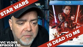 The Last Jedi on Blu Ray has killed Star Wars for me