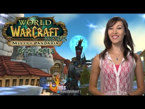 World of Warcraft News 7-21-13 - Timeless Isle, Proving Grounds, Giveaway, & more