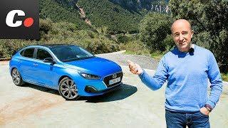 Hyundai i30 Fastback Prueba Test Review en espaol coches.net смотреть