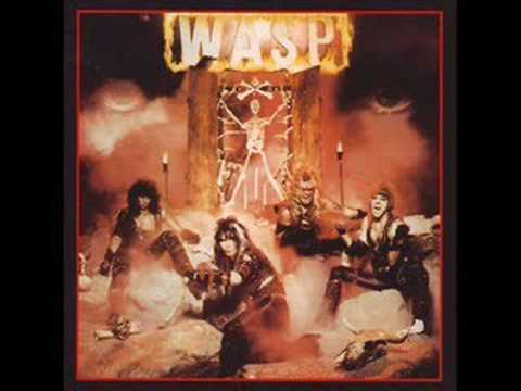 "W.A.S.P. ""On Your Knees"""
