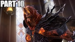 Going Two Handed - Lords Of The Fallen Walkthrough Part 10 - PS4 Gameplay Review