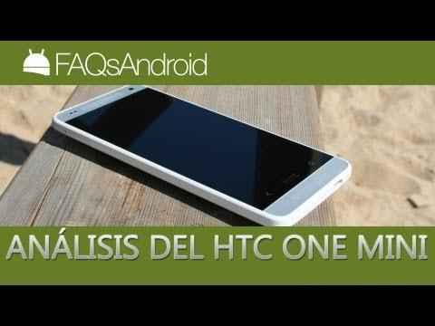 Análisis del HTC One Mini: Review en español