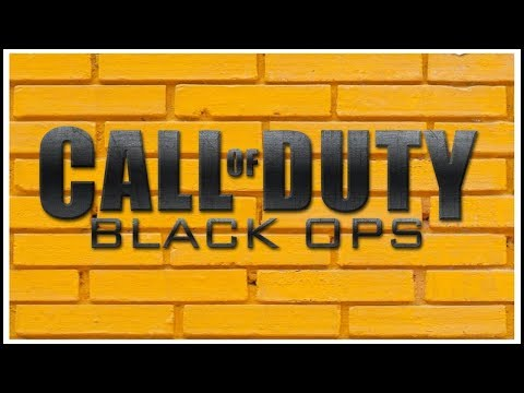 CALL OF DUTY BLACK OPS!