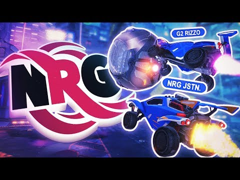 PLAYING WITH NRG'S NEW 3RD