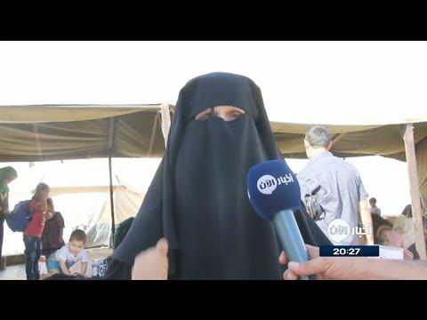 أم حازم: #داعش أعدم فتيات الموصل وشبابها بتهم باطلة  - نشر قبل 5 ساعة