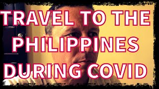How Did I Get Back to the #Philippines During the Covid-19 #Quarantine and #Travel Restrictions?