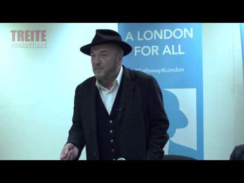 Without Justice For Palestinians There Can Be No Peace - George Galloway