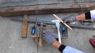 6 Набор инструмента для изготовления коллектора